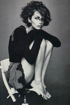 Heather Stewart-Whyte - VOGUE Italia 1991