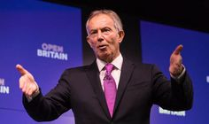 Yesterdays man Tony Blair has no place in modern Britain