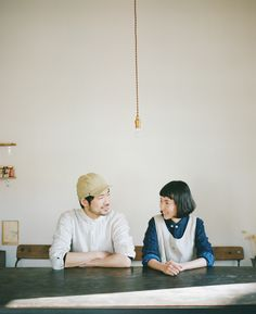 Hideaki Hamada Photography - 2014, Japanese, People, Grade, Washed Out, Daytime, Interior, Portrait