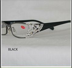 b86dd81097a7 SVAROVSKI CRYSTAL William Wang Eyewear Reading Glasses Color Style Readers  NEW  WilliamWang