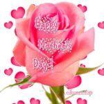 Αποκλειστικές Εικόνες Τοπ για Καλή Εβδομάδα.! - eikones top Happy Mother S Day, Happy Mothers, Rose, Floral, Flowers, Florals, Florals, Roses, Flower