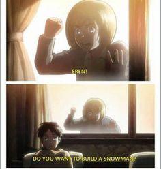 Shingeki no Kyojin LOL