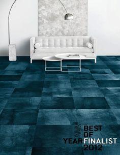 Milliken Dye Lab Collection Interior Design Magazine 2012 Best of the Year Finalist