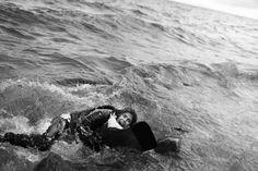 'Llegando al paraíso', imagen ganadora del Premio Ortega y Gasset.
