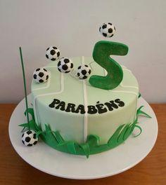 Futebol cake