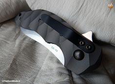 FX-302 TITANIUM by Jens Anso  www.thegoodblade.com