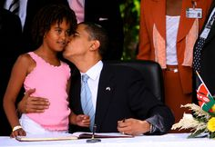 barack obama father's day 2013