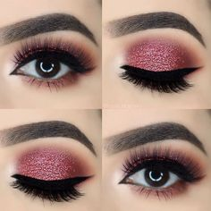 Everything You Need to Know About Eyeshadow and 21 Pretty Looks to Consider ★ See more: https://makeupjournal.com/eyeshadow-guide/ #eyeshadowsideas