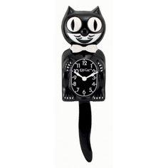 #5892 Kitcat Clock by sensationaltreasures