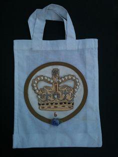 The Crown Jewels Bag by Kaniez Abdi www.kaniezabdi.com
