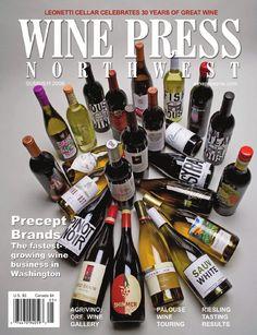 Wine Press Northwest Summer 2008 by Wine Press Northwest - issuu