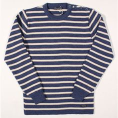 Armor Lux Striped Sailor Sweater Raye Fouesnant : SUNSETSTAR