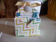 Papierkult: Box in a bag