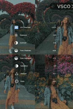 Photo Editor Software For Mac Vsco Pictures, Editing Pictures, Photography Filters, Photography Editing, Instagram Feed, Fotografia Vsco, Best Vsco Filters, Aesthetic Filter, Vsco Themes