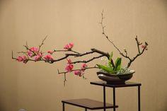 Ohara School Ikebana Exhibition