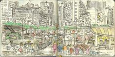 market-street-and-embarcredero-san-francisco-ca-001.jpg (3308×1664)