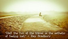 ahhh to travel