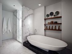 Freestanding Bathtub Ideas-26-1 Kindesign
