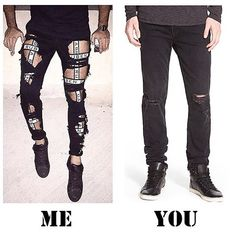✖️GALARRETA BOYS DO IT BETTER ✖️ #rubengalarreta #galarretaboy #harness #harnesslove #meyou #men #man #menstyle #menswear #mensfashion #fashion #fashionlove #style #stylish #stylist #streetstyle #ripped #jeans #rippedjeans #male #guy #boy #hot #dope #sick #thegypsyarmy #gypsyarmy #love #dream ✖️❤️✖️