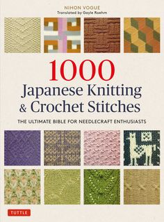 thread, knitting /& crocheting Vintage to modern 25 different books or leaflets