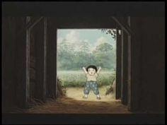Grave Of The Fireflies Japanese Trailer - Le tombeau des lucioles. Un film magnifique et touchant..