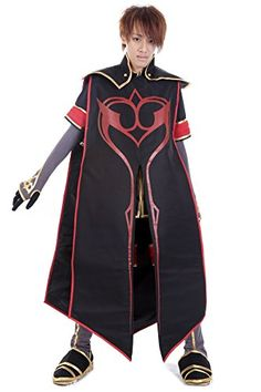 WS_COS Tales of the Abyss Cosplay Asch the Bloody 1st Version Outfit Set L Wing Seng http://www.amazon.com/dp/B00UCSGWNO/ref=cm_sw_r_pi_dp_jle8vb1AJ329X
