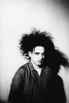 Robert Smith Photo By Peter Anderson 10 03 1985 Edition Of 495