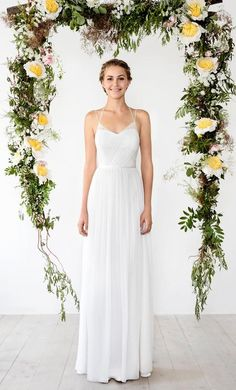 Label mit Brautkleidern, die sehr gut zu Dir passen, Kathi!