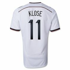 Nueva Camiseta de KLOSE del Alemania Primera 2014 2015
