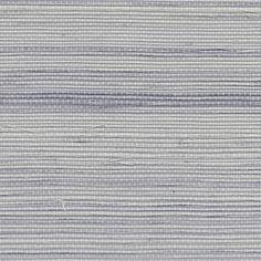 Blue & Grey Soho Hemp a Grasscloth 5282 - Phillip Jeffries