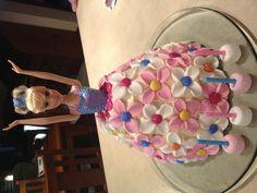 Taylor's Dolly Varden Birthday Cake... Nailed it!