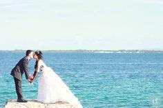 Destination Wedding Photographer/Cebu Wedding Photographers - Cebu Crimson Resort Engagement Session Jp & Fritz