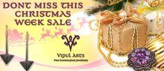 vipul arts jewelry, Christmas Week. heavy sale on jewelry. bms default image #VipulArtsJewelry #DontmisstheSale #christmas