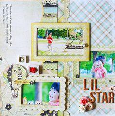 LIL' STAR by michi_poki, via Flickr