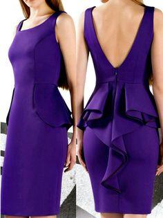 Платье-сарафан Peplum Dress, Dress Up, Fiesta Outfit, Contemporary Dresses, All Things Purple, Ankara Styles, Diy Clothes, Pretty Dresses, Casual