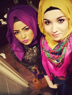♥ hijam style