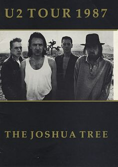 The Joshua Tree Tour