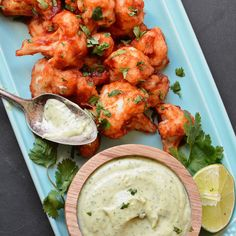 Sticky Chipotle Cauliflower Wings: Finally, an appetizer that lets you stuff your face without the guilt! These sticky chipotle cauliflower wings are the healthy, low-fat way to cure your junk food cravings! Vegan Cauliflower Wings, Baked Cauliflower, Cauliflower Recipes, Vegan Appetizers, Appetizers For Party, Appetizer Recipes, Vegetarian Recipes, Cooking Recipes, Healthy Recipes