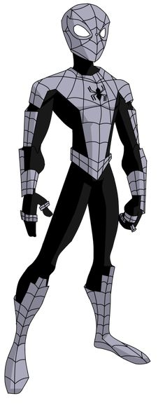 Spectacular Spider-Armor by ValrahMortem on deviantART
