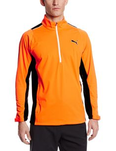 2dd7cd0938b9 Engineered for rainy conditions the mens long sleeve storm golf jacket by  Puma will offer you the comfort and protection you need when out on the  golf ...