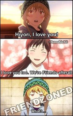 Friendzone 4ever ,Yukine