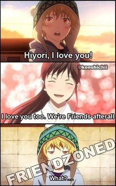 Haha sorry Yukine