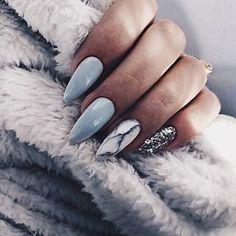 Aquamarine nails acrylic marble nails pink marble nail art designs black colo … - All For New Hairstyles Black Marble Nails, Marble Nail Art, Pink Marble, Marble Nail Designs, Nail Art Designs, Nails Design, Swag Nails, My Nails, Grunge Nails