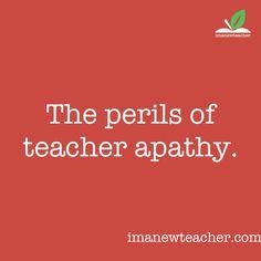 I'm a New Teacher articles