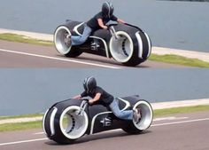 Electric Tron Lightcycle-00