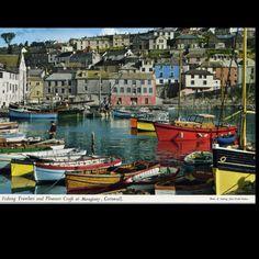 Mevagissy, Cornwall