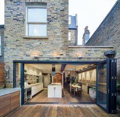 Godolphin - contemporary - Exterior - London - COUPDEVILLE