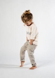 Twist & Tango | Liv Kids Trousers - Light Beige