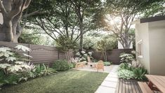 Locals know that there is nothing like those long, warm, summer nights in Seattle, and this small backyard sets the scene for one of those magical evenings. CB2, Modern yard design, outdoor dining, fire pit, outdoor seating, outdoor furniture, firepit, low-maintenance plants, string lights, DIY yard, backyard design on a budget, curb appeal, wood fence design, seattle home, seattle yard, seattle aesthetic, indian plum, snowberry, pacific dogwood, blue elderberry, Seattle plants, Bellevue…