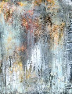 """Saatchi Online Artist: Fran Williams; """"Rain"""""""